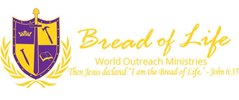 Bread Of Life World Outreach Ministries, Logo